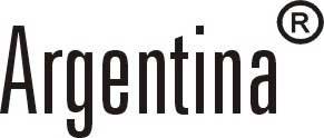 ARGENTINA marca registrada