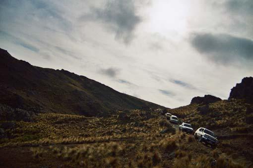 De mi paso por Cerro Aspero